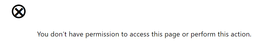 Office 365 Report Center Permissions