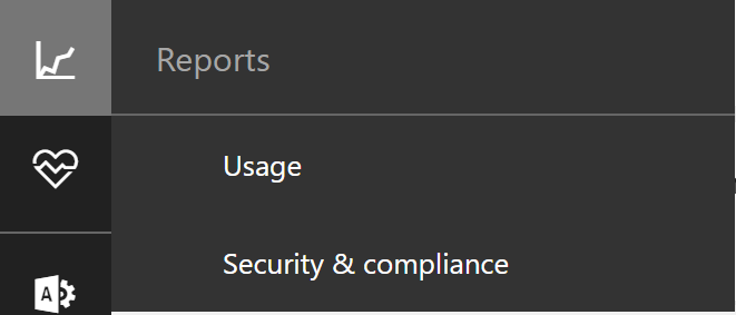 Reports SharePoint Usage